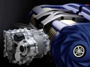 Yamaha apresenta motor elétrico de 476 cv