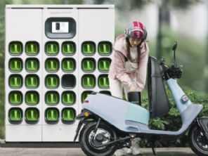 Hero e Gogoro lançam rede de troca de baterias para scooters elétricas