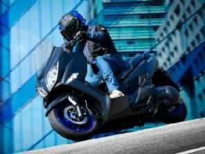 Suzuki lança a nova geração do Burgman 400