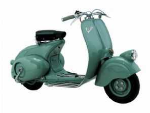 Lenda sobre duas rodas, Vespa completa 75 anos