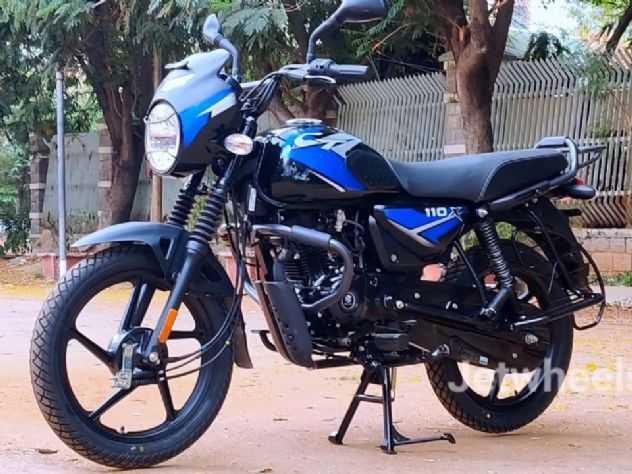 """Moto mais barata da Índia ganha versão """"aventureira"""""""