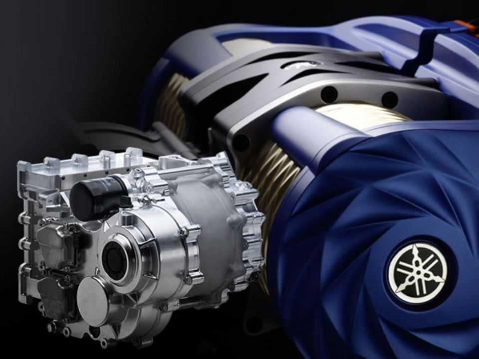 Novo motor elétrico da Yamaha entrega 476 cv