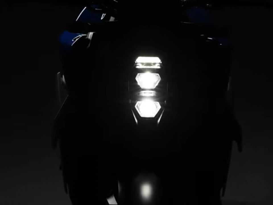 Teaser antecipa a nova Suzuki GSX-S1000