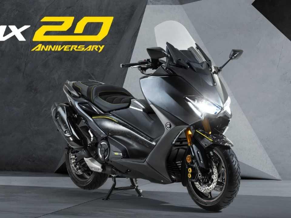 Yamaha TMax 2021