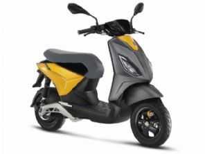 Piaggio revela a One, sua scooter elétrica voltada para os jovens