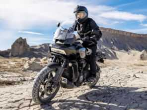 Harley-Davidson Pan America tem vendas surpreendentes nos EUA