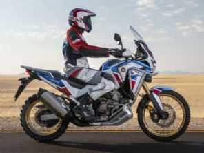 Honda diz que procura pela nova CRF 1100L Africa Twin superou expectativas