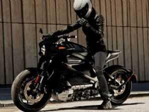 Harley-Davidson transforma LiveWire em sua marca de motos elétricas