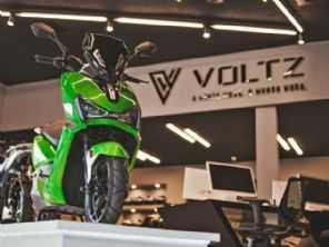 Com investimento de R$ 100 milhões, Voltz anuncia produção nacional de motos elétricas