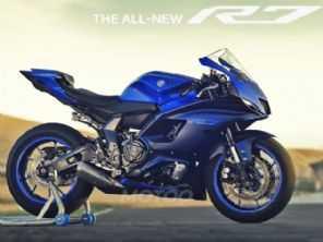 Vazou! Nova Yamaha YZF-R7 aparece antes da hora