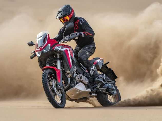 Honda lança a nova CRF 1100L Africa Twin no Brasil