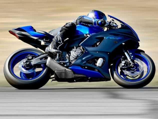 Após mistério, Yamaha revela a inédita YZF-R7
