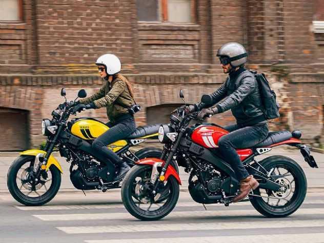 XSR125: a Yamaha apresenta sua nova moto 'retrô moderna'