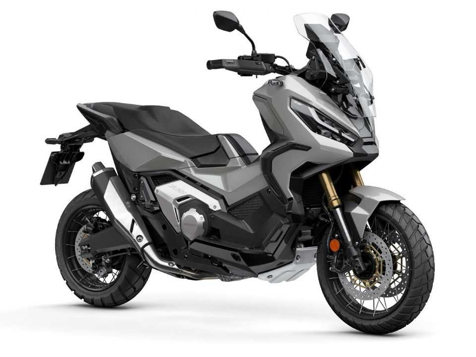 Honda X-ADV atualizada