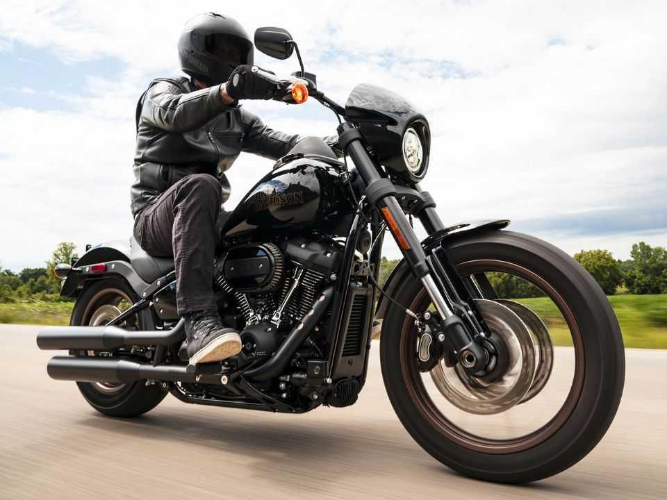 Harley-Davidson Low Rider 2021
