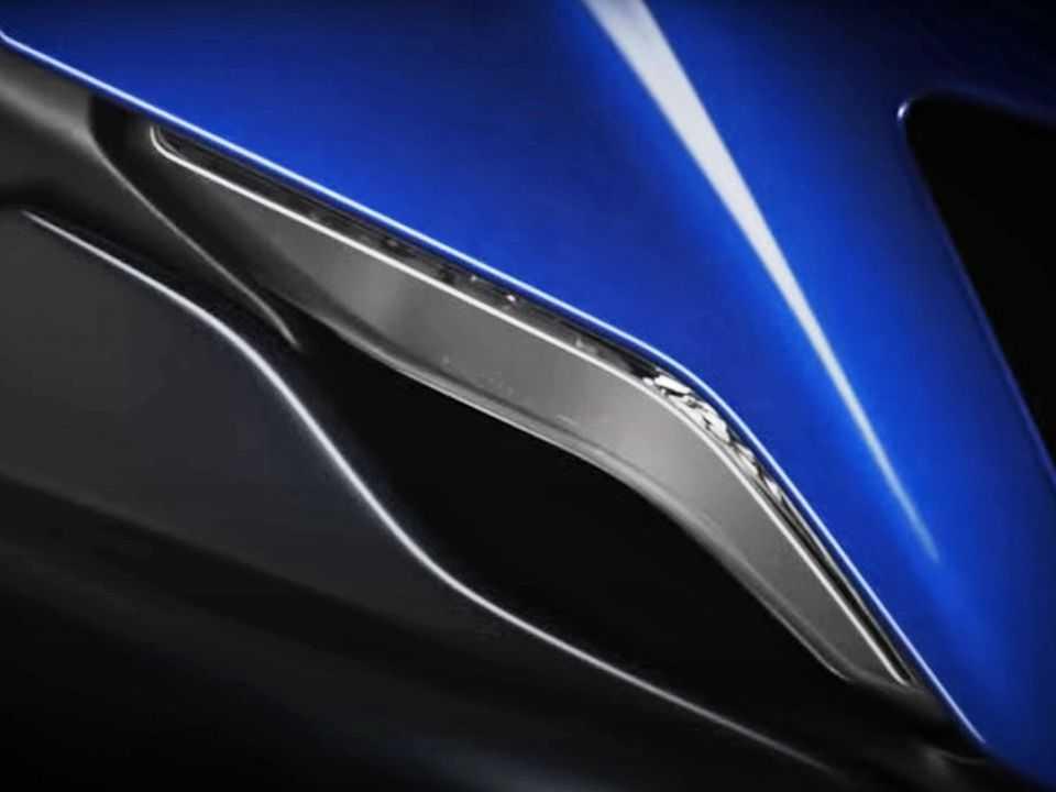 Novo teaser da suposta Yamaha R7