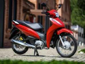 Honda celebra 4 milhões de Biz produzidas no Brasil