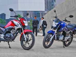 Imbatível nas vendas, Honda CG 160 ganha mudanças visuais na linha 2022