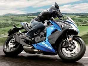 Suzuki lançará a GSX-S1000T, sua nova versão touring