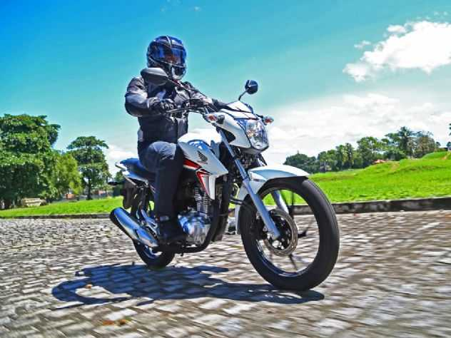 Motos da Honda lideram o ranking de mais roubadas em 2021