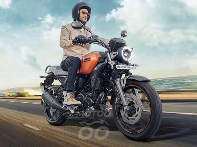 Yamaha lança a inédita retrô FZ-X