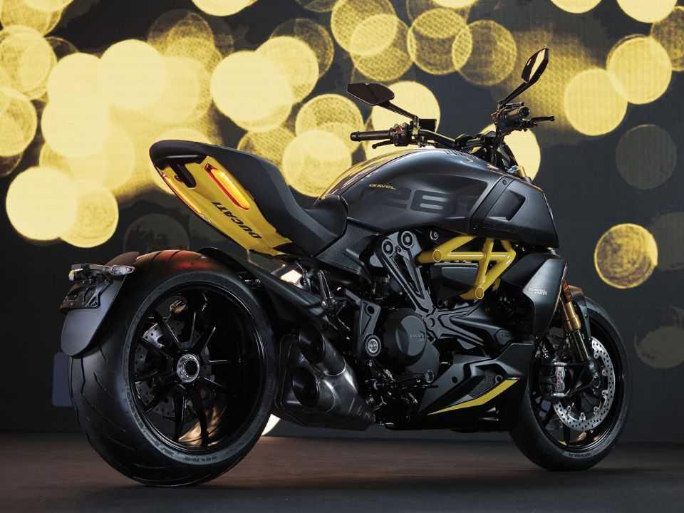 Ducati Diavel 2022