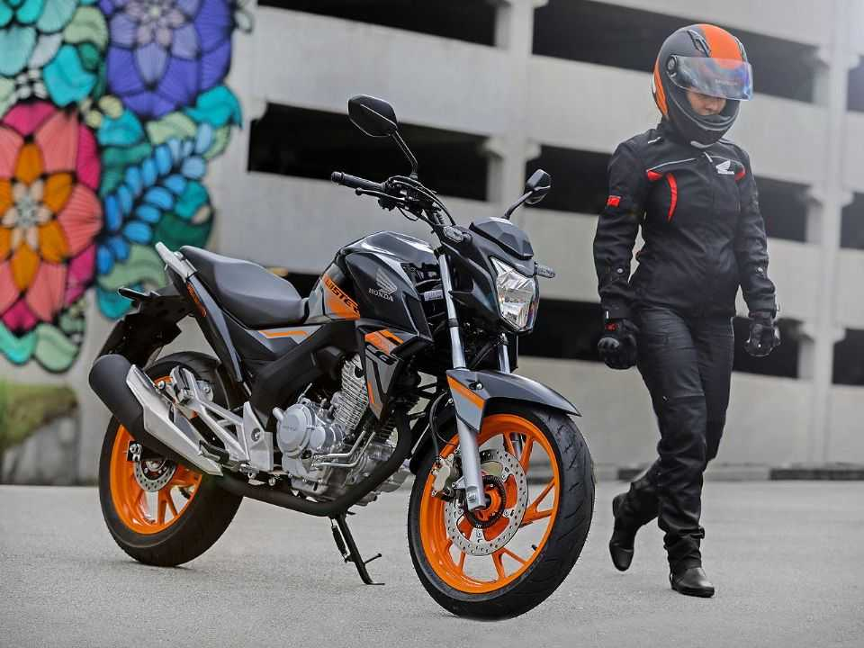 Honda CB Twister 2021