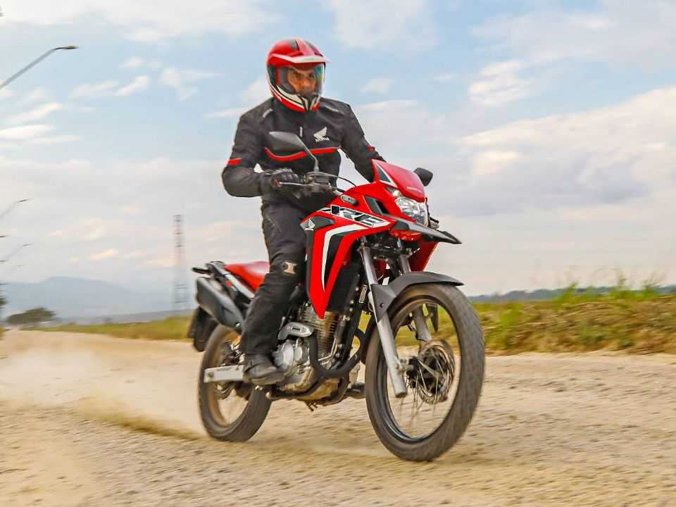 Honda XRE 300 2022