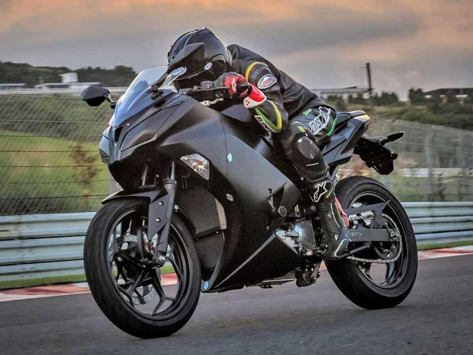 Kawasaki EV Endeavor, moto esportiva elétrica