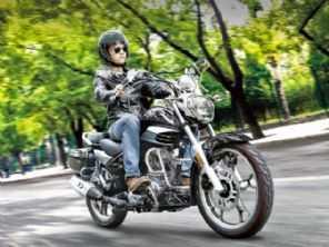 Haojue anuncia chegada da custom Master Ride ao Brasil