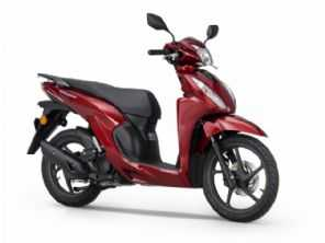 Honda registra a scooter Vision 110 no Brasil