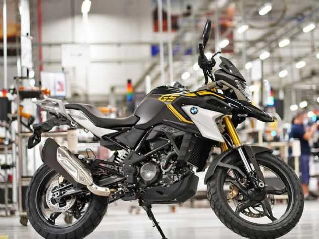 BMW prepara estreia da nova G 310 GS em agosto no Brasil