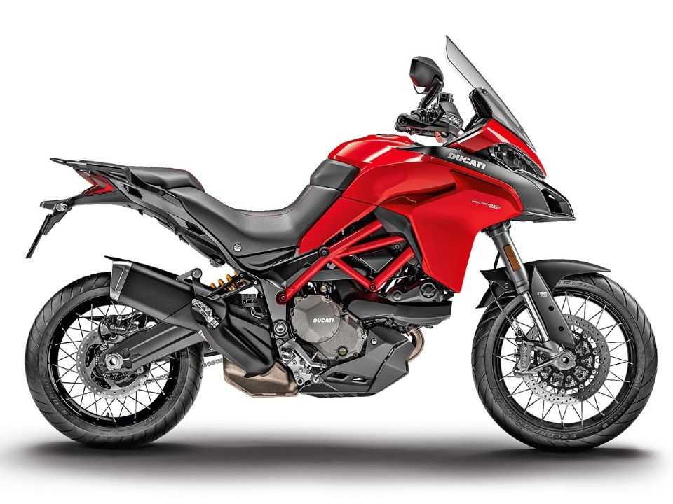 Ducati Multistrada 950 2021