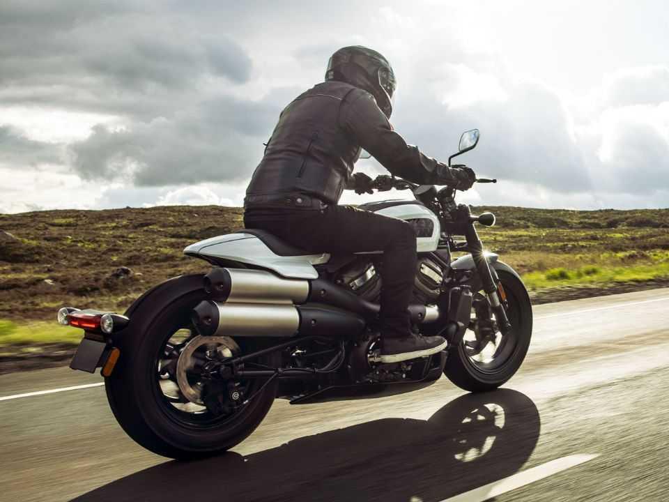 Harley-Davidson Sportster S 2022