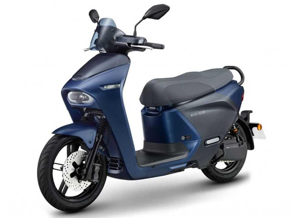 Yamaha Ec-05 2019