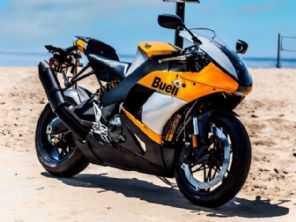 Buell apresenta a nova 1190RX Hammerhead, primeira moto da sua retomada