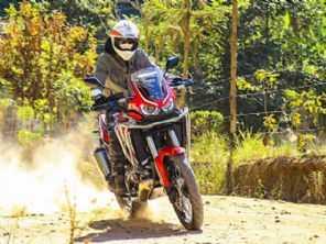 A mais trail das big, como é a nova Honda Africa Twin 2021