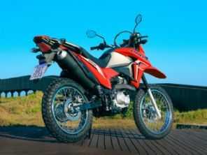 Honda renova visual da NXR 160 Bros na linha 2022