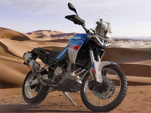 Aprilia Tuareg 660 reedita sucesso dos anos 80