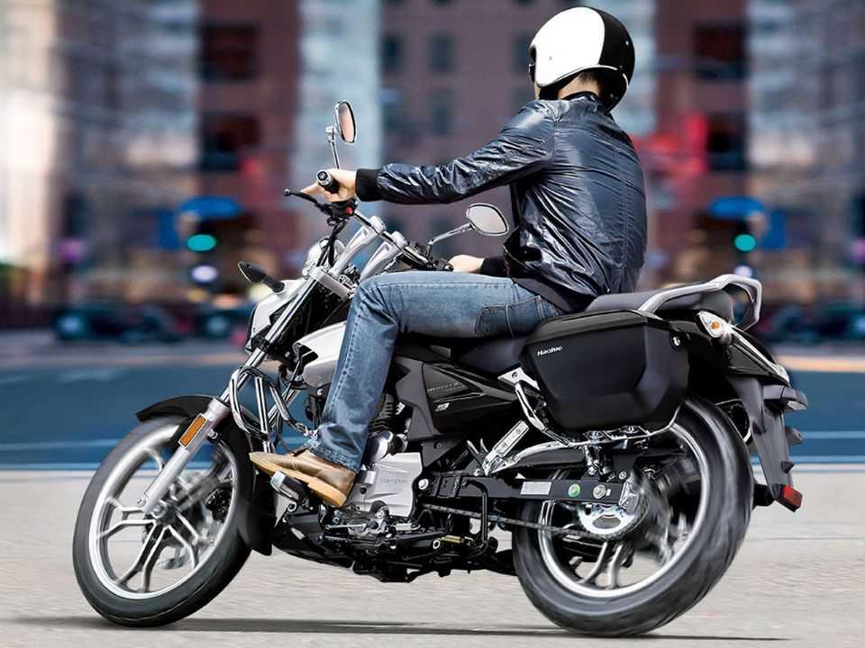 Haojue Master Ride 150 2021