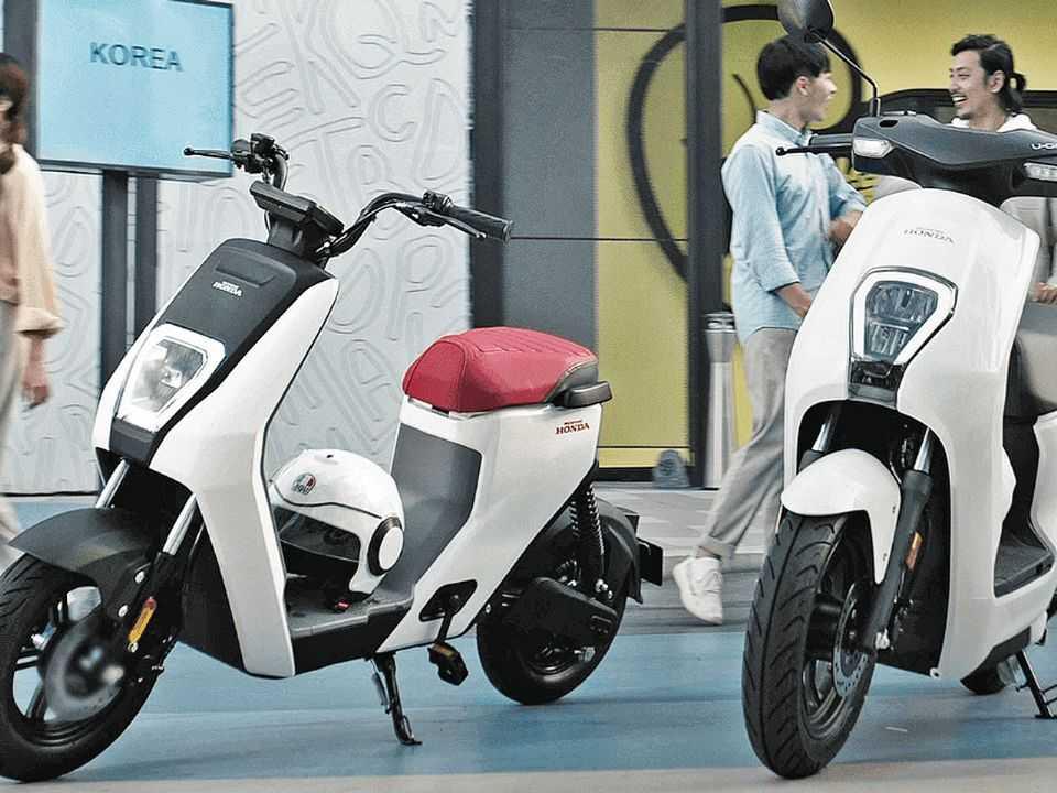 As scooters elétricas U-BE e U-GO: geniais, mas apenas para os chineses por enquanto