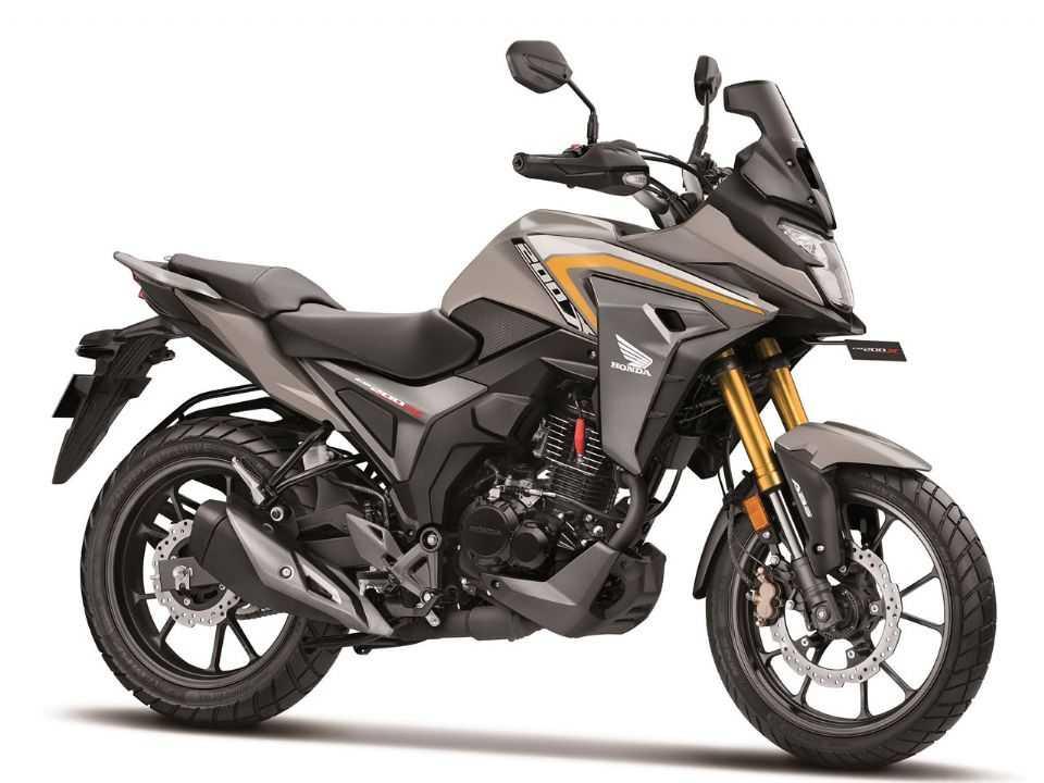 Honda CB 200X 2021