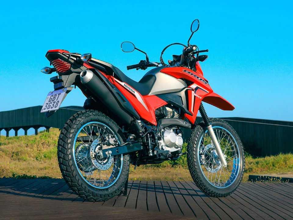 Honda NXR 160 2022