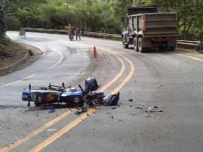 Mais de 70 mil motociclistas tiveram acidentes graves até julho no Brasil