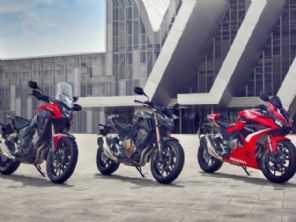 Honda CB 500 ganha atualizações para o mercado europeu