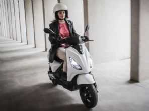 Piaggio 1, nova scooter elétrica, é lançada oficialmente