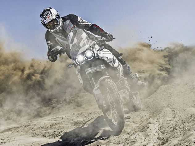 Ducati confirma lançamento da aventureira DesertX