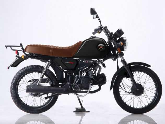 Moto acessível da Shineray, SH 125 Worker chega por R$ 7.290