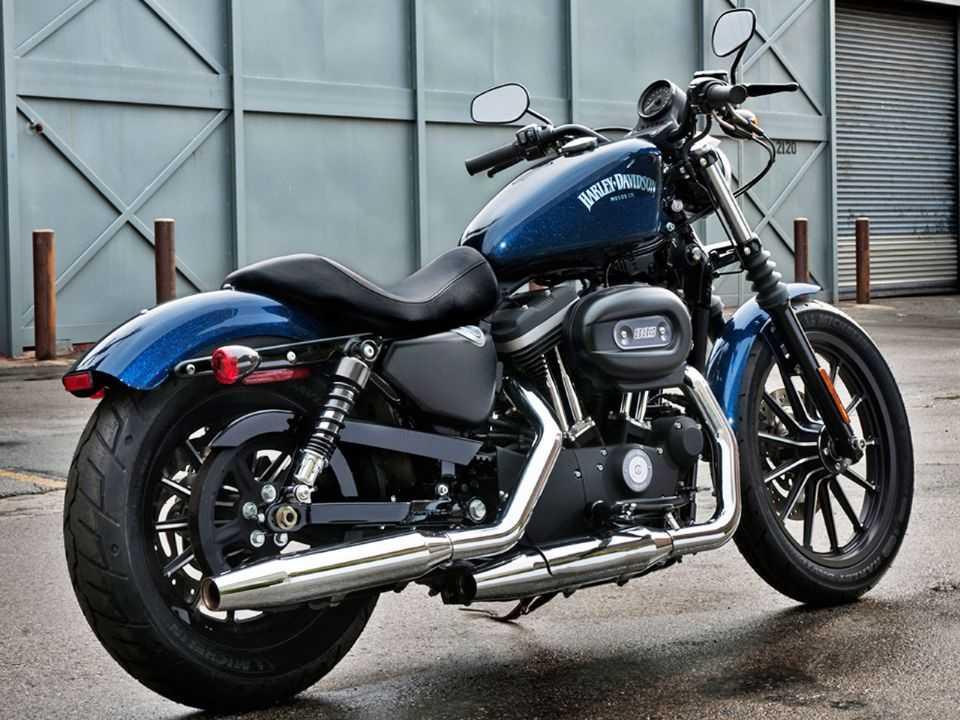 Harley-Davidson Iron 883 2012