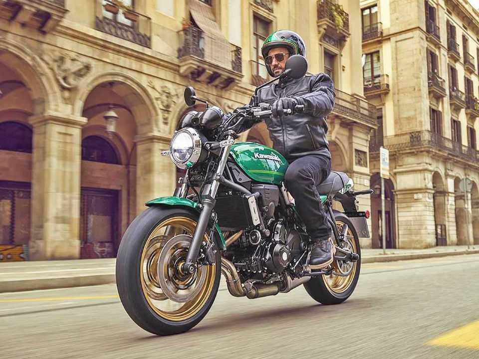 Kawasaki Z650RS 2022